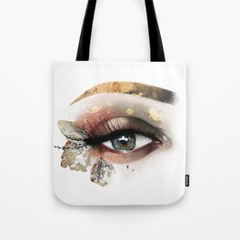 Autumn in your eyes Tote Bag