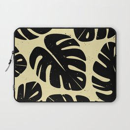 Monstera Leaf Print 2 Laptop Sleeve