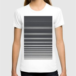 Black And White Stripes // Zebra Pattern Photography T-shirt