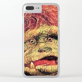 Ludo - Labyrinth Clear iPhone Case