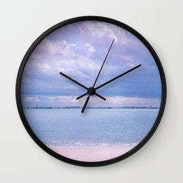 Staring Into Space Wall Clock