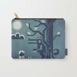 Midnight Menace Carry-All Pouch
