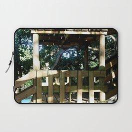 Tree house @ Aguadilla 3 Laptop Sleeve