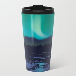 Wapusk National Park Poster Travel Mug