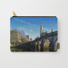 Shrewsbury Bridge Carry-All Pouch
