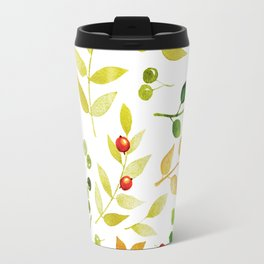 Branches and Leaves 2 Travel Mug