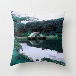 Bring me the Calm Throw Pillow