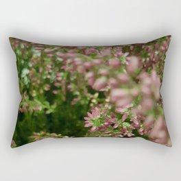 beautiul green Rectangular Pillow