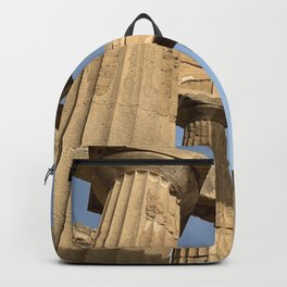 Ancient Greek Temple Backpack