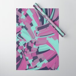 Twisting Nether Wrapping Paper