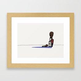 Sufferation Framed Art Print