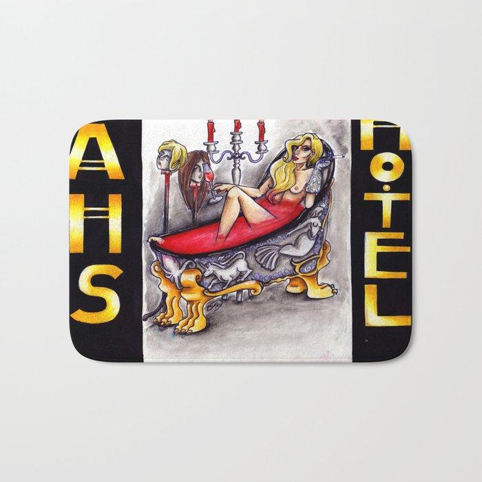 AHS Hotel Bath Mat