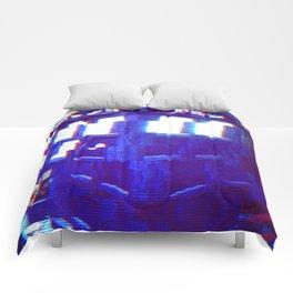 Tardis Comforters