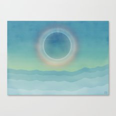 Eclipse 2 Canvas Print