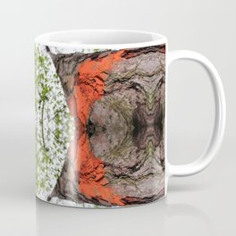 Mirror, Mirror in The Woods Coffee Mug
