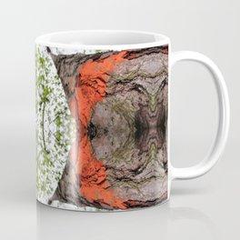 Mirror, Mirror in The Woods Coffee Mug