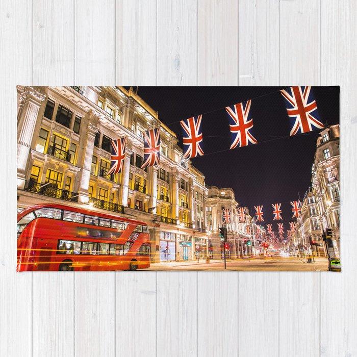 Regent Street London Rug