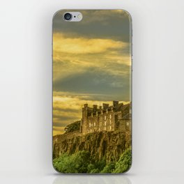 Stirling Castle at Dusk iPhone Skin