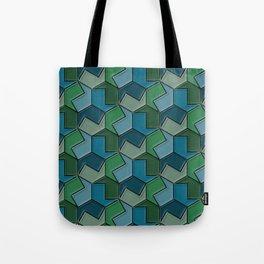 Geometrix 166 Tote Bag