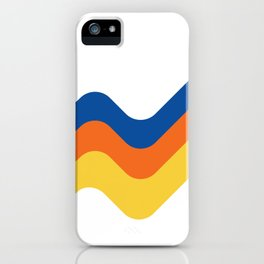 Sound Wave iPhone Case