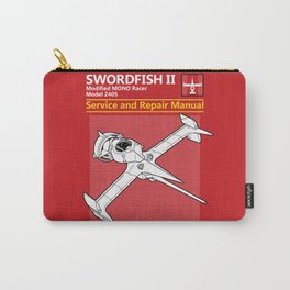 Swordfish Service and Repair Manual Carry-All Pouch