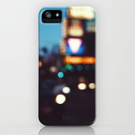 Busy Life iPhone Case