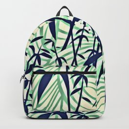 RETRO TROPICAL TREES Backpack