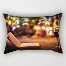 Christmas Reading! Rectangular Pillow