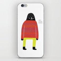 Good Buddy iPhone & iPod Skin