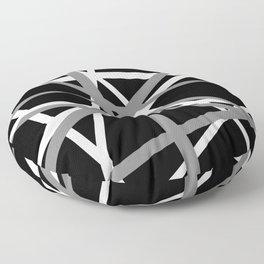 Frankenstrat (Discolorful 1) Floor Pillow