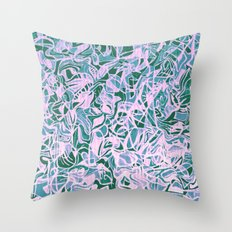 The Invalid Throw Pillow