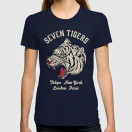 Seven Tigers T-shirt
