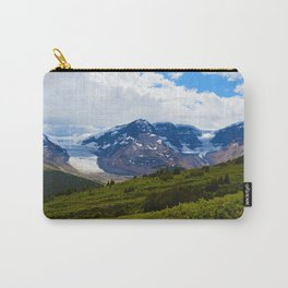 View along the Wilcox Pass Hike in Jasper National Park, Canada Carry-All Pouch