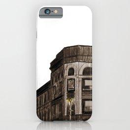 RODIER BUILDING iPhone Case