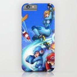 Character Mayhem iPhone Case