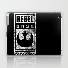 Rebel Base Laptop & iPad Skin