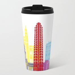 Havana V2 skyline pop Travel Mug
