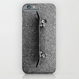 Resting Skateboard iPhone Case