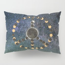 Solar Eclipse – Peace on Earth Pillow Sham