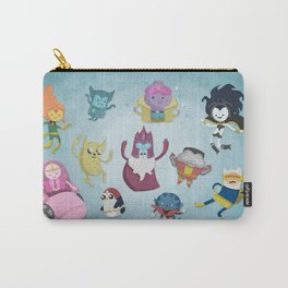 X-Men Adventures in The Land Of Ooo. Carry-All Pouch