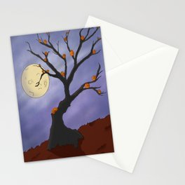 The Halloween Tree Stationery Cards