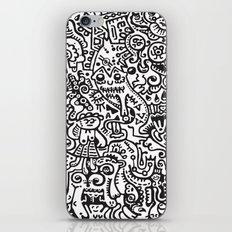 Mishmash iPhone & iPod Skin