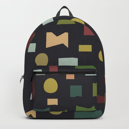 The Pattern Gets Worse II Backpack