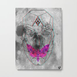 SOL Metal Print
