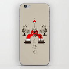 Who loves christmas? iPhone & iPod Skin