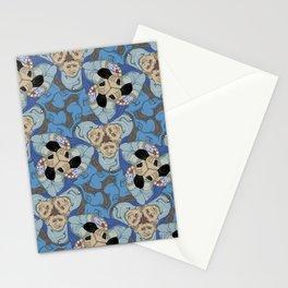 Jewel Thief tessellation Stationery Cards