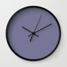 Rhythm - solid color Wall Clock
