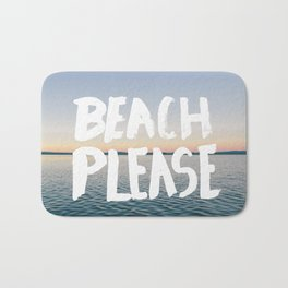 Beach Bath Mat