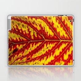Tiger Leaf Laptop & iPad Skin