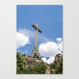 Valley of the Fallen - Valle de los Caidos Canvas Print
